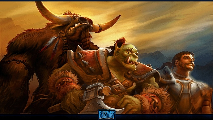 Обои из World Of Warcraft
