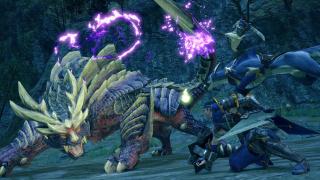 Monster Hunter Rise получила демоверсию в Steam — игру защищает Denuvo