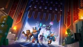 Утечка: стали известны будущие дополнения к Minecraft Dungeons
