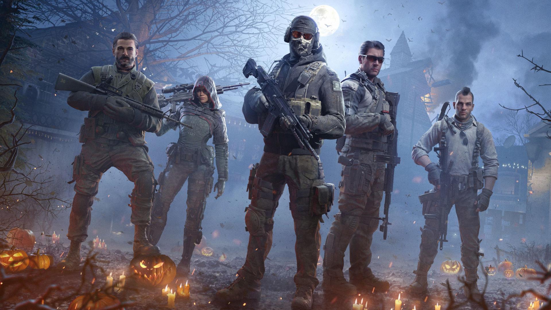 За первый год Call of Duty: Mobile заработала 480 млн долларов