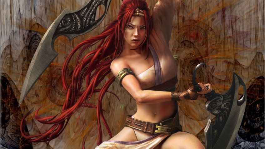 В Сети появились фрагменты экранизации Heavenly Sword