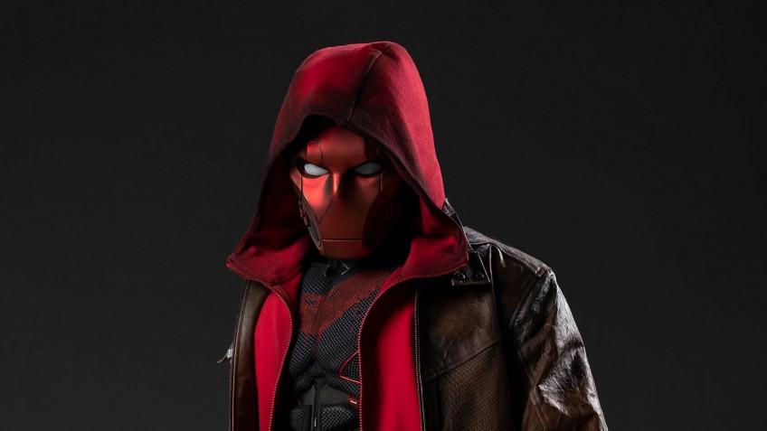 Авторы «Титанов» показали дизайн Красного колпака