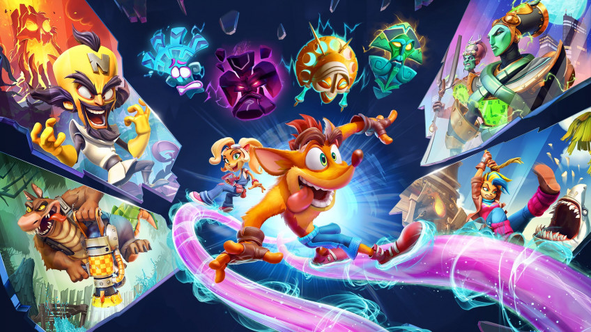 Распродажа в Microsoft Store: Crash Bandicoot4, The Outer Worlds, «Мстители» и другие