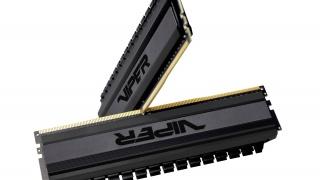 Patriot расширяет линейку ОЗУ DDR4 серии Viper4