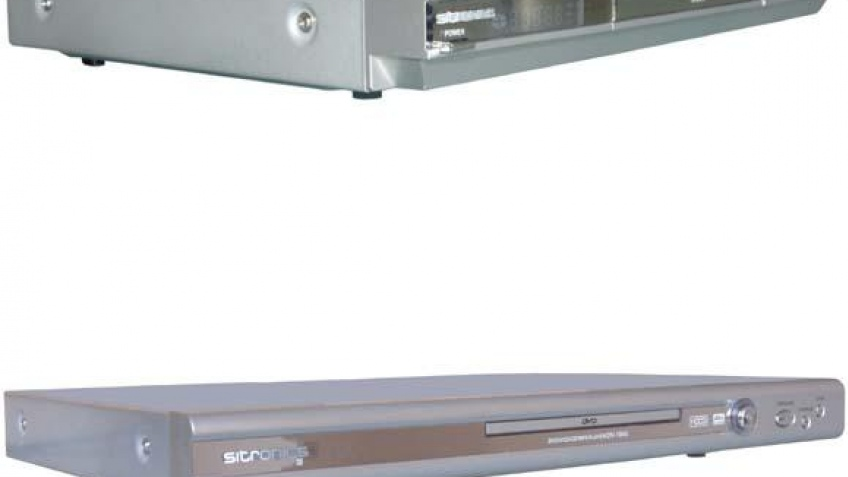 DVD-плеер от родного производителя
