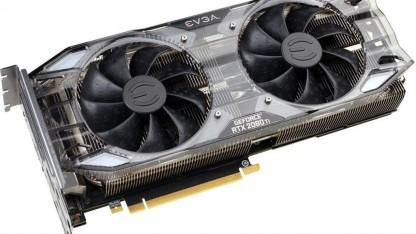 Результаты тестирования видеокарты GeForce RTX 2080 Ti в разных играх