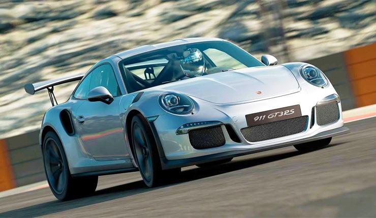 Разработчики Gran Turismo готовят свою технологию трассировки лучей