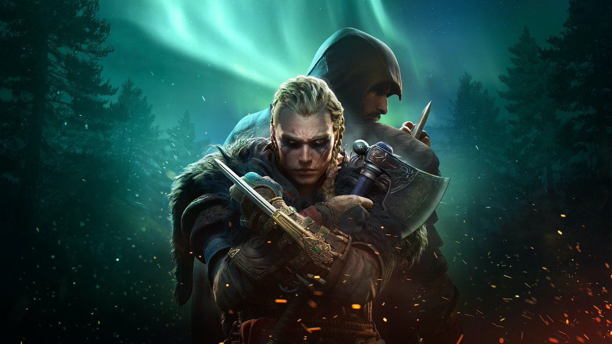 Новый трейлер Assassin's Creed Valhalla посвятили скандинавской мифологии