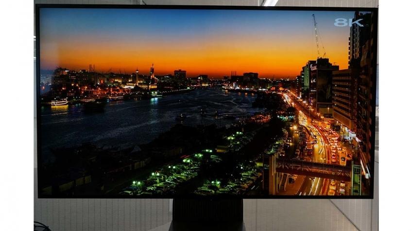 Sharp оценила 8К-телевизор LV-85001 в 133 000 долларов