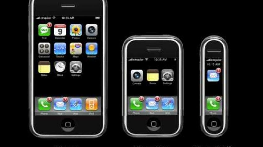 Apple открестилась от iPhone Nano