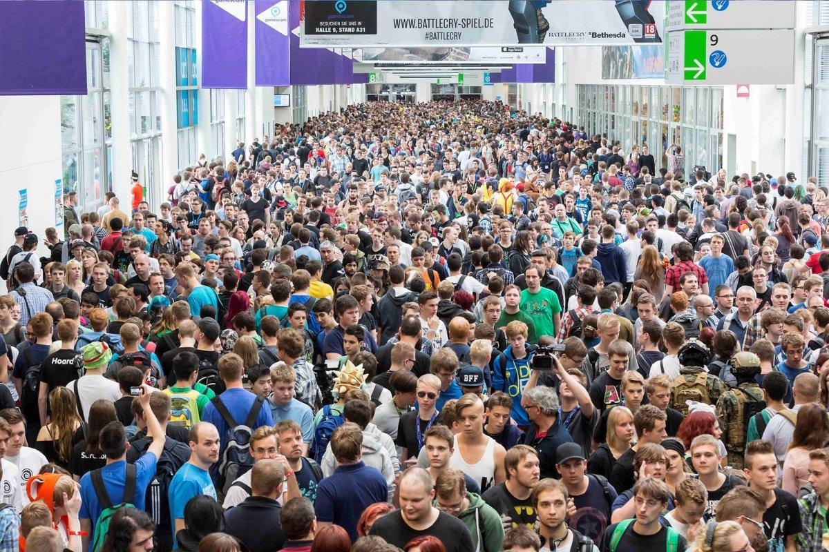 Gamescom 2020 Blizzard