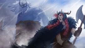 В течение недели в Epic Games Store бесплатно раздают скандинавскую Jotun