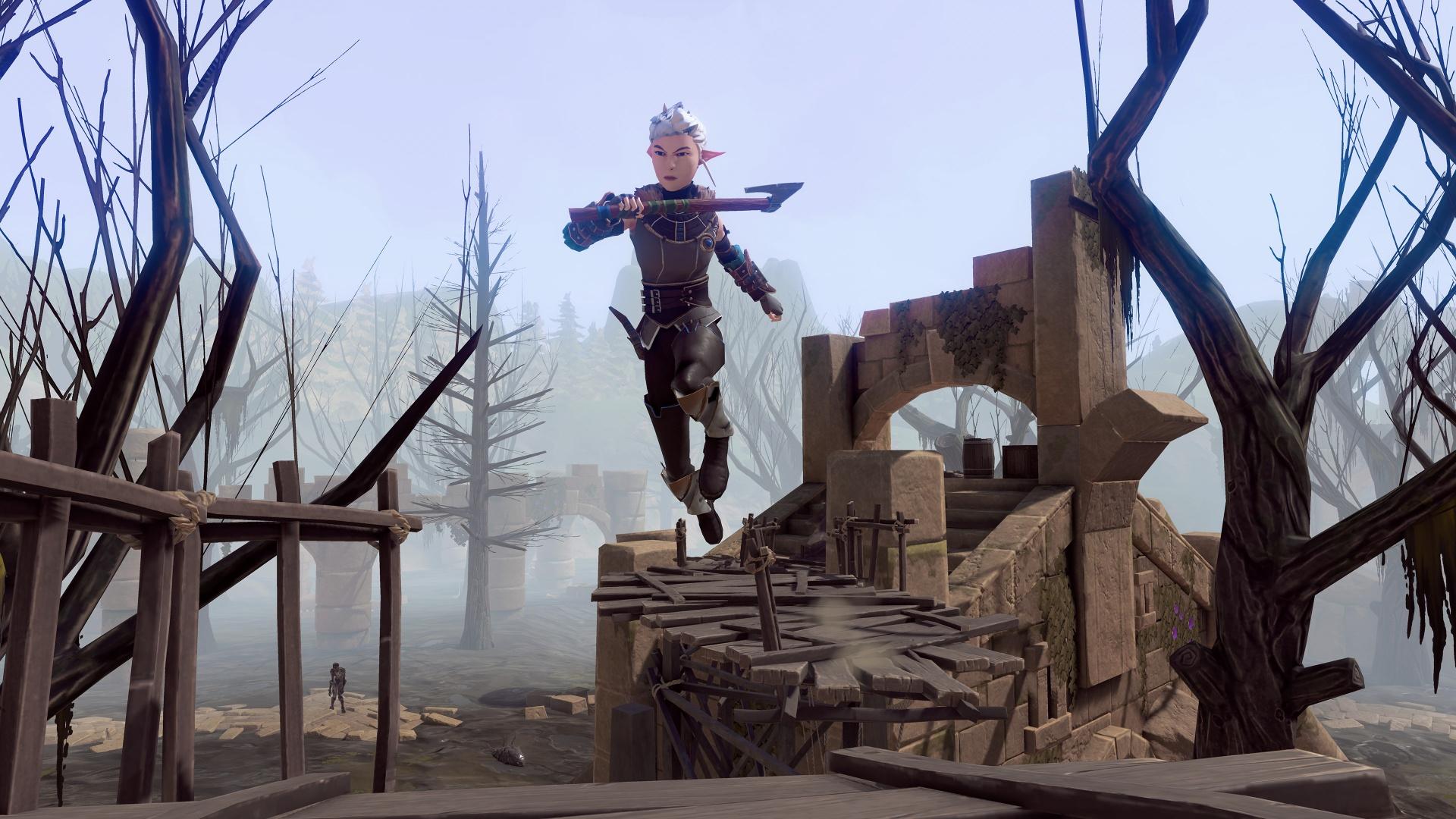 Фэнтезийная RPG Decay of Logos получила точную дату выхода
