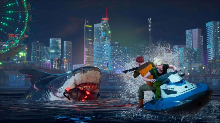 Трейлер к выходу Maneater — ролевого боевика про акулу-людоеда