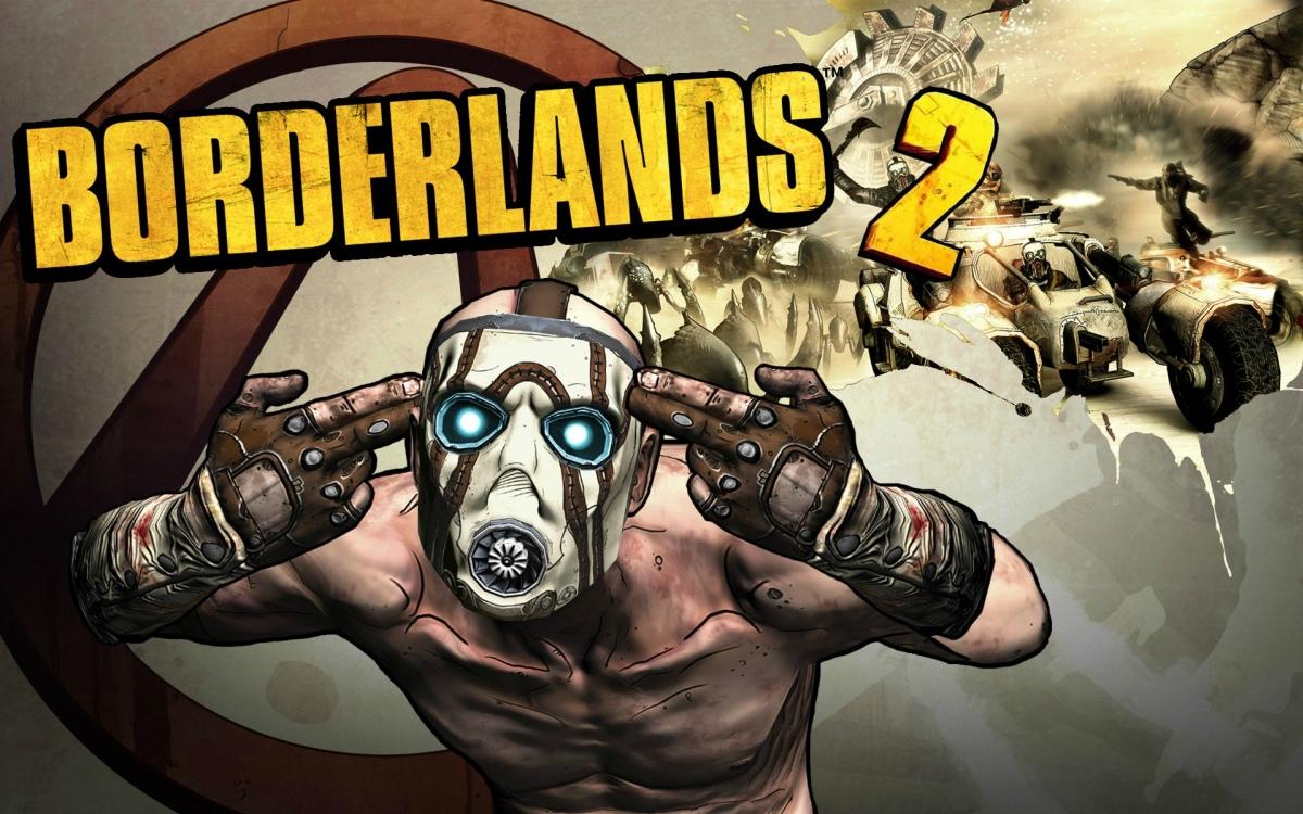 Продажи Borderlands2 превысили12 млн копий