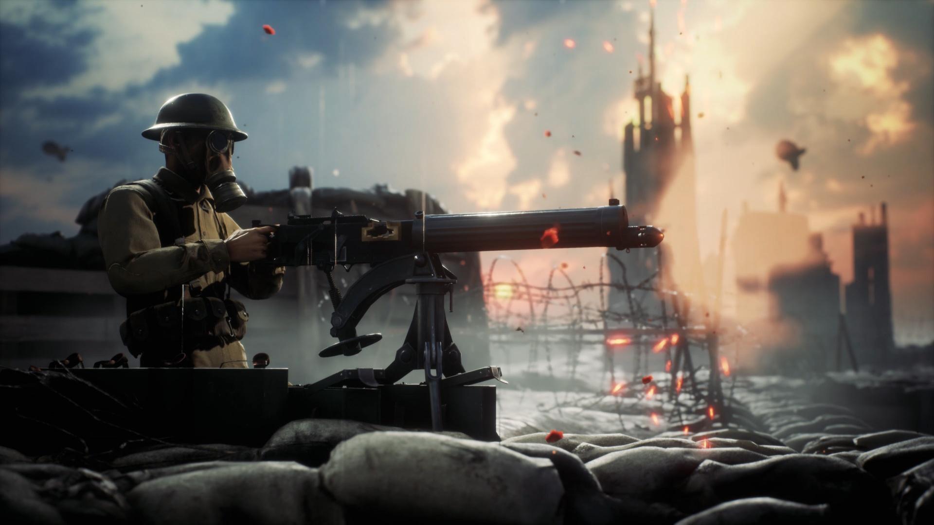 Авторы Squad издадут игру о Первой мировой войне Beyond The Wire