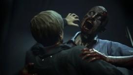 Resident Evil2 наградит тех, кто не пользуется аптечками