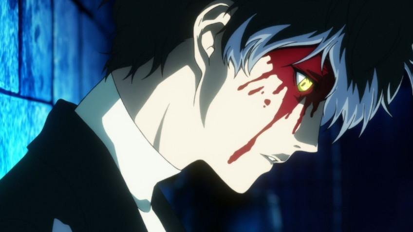 Аниме по Persona5 озвучили по-английски и выпустят на Blu-Ray