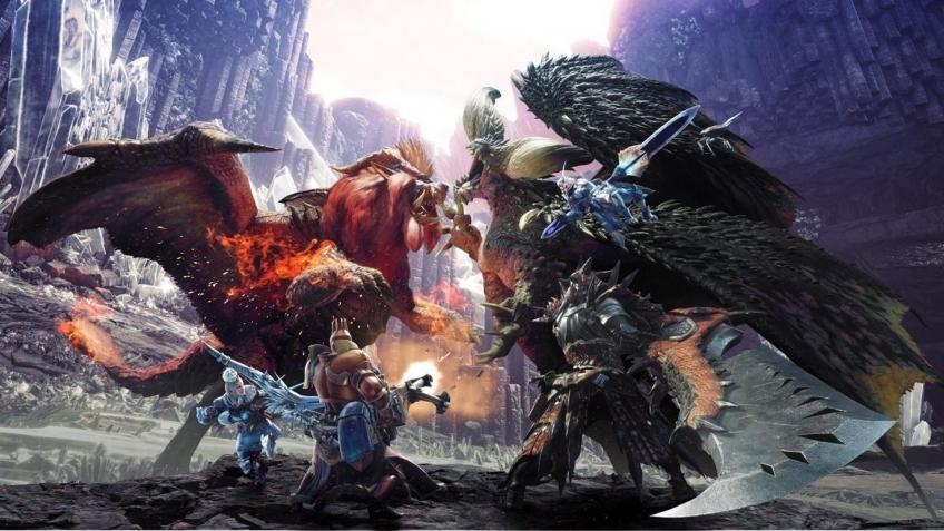 Как выглядит Monster Hunter: World на РС?