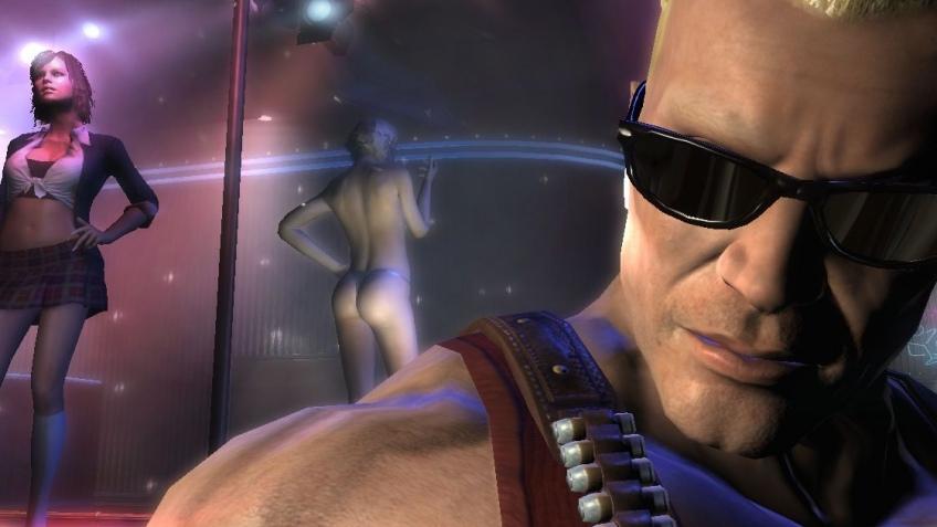 Создатели Duke Nukem Forever помирились
