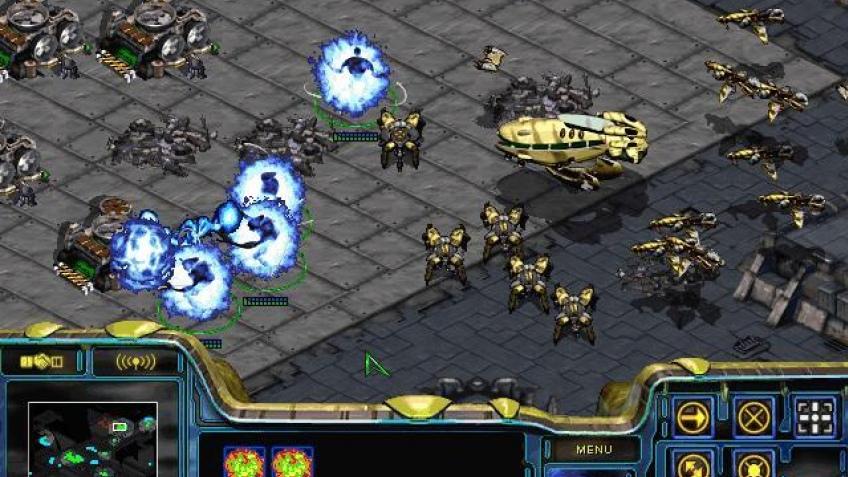Анонсирован StarCraft 2