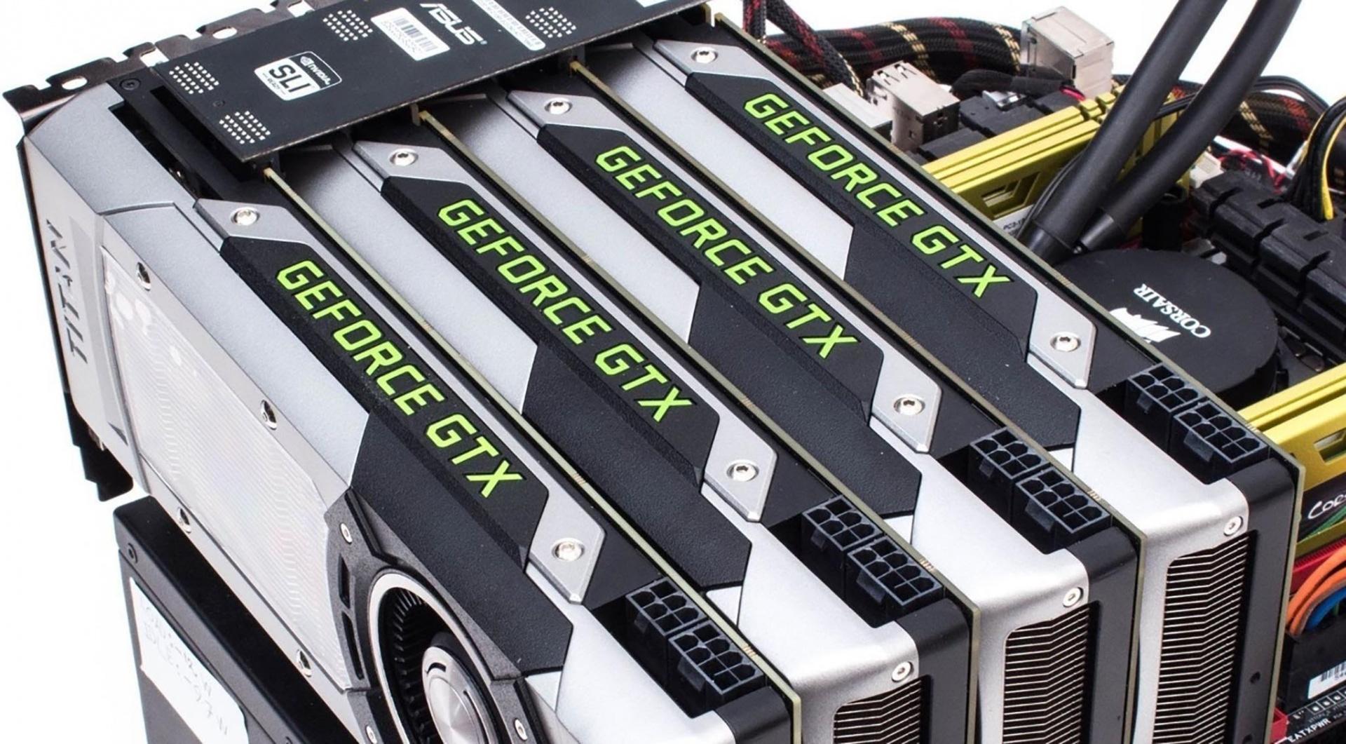 Режим CFR в драйверах NVIDIA позволит использовать в играх несколько GPU