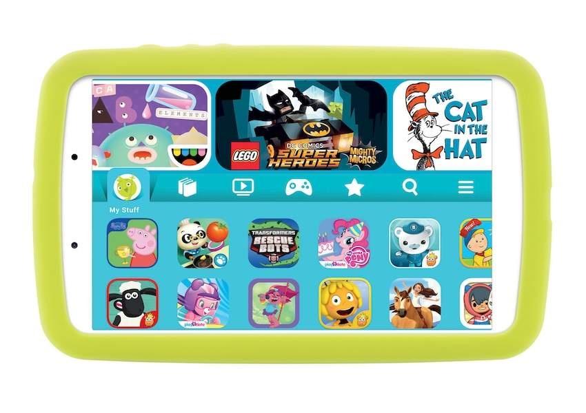 Samsung выпустила детский планшет