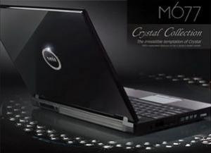 MSI M677 - ноутбук для богатых и знаменитых