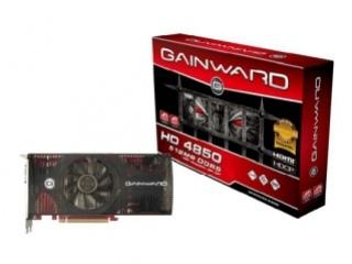 Gainward представила Radeon HD 4850 с GDDR5