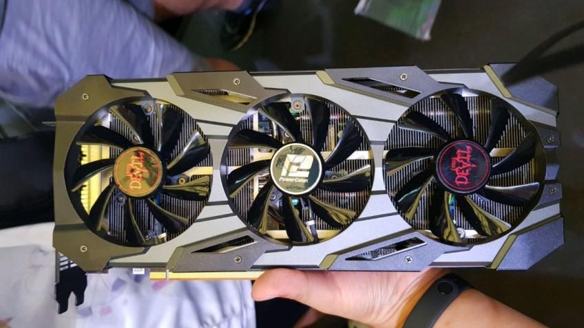 Вот так выглядят нереференсные Radeon RX 5700/5700 XT в версиях PowerColor и ASUS