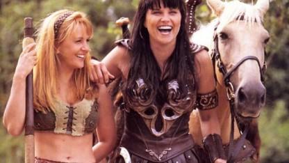 Перезапуск сериала «Зена — королева воинов» отменен