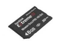 CES 2009: производители повышают емкость карт памяти