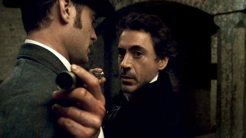 Третьего «Шерлока Холмса» с Робертом Дауни-младшим снимет режиссёр «Рокетмена»