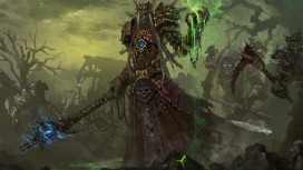 В новом ролике Total War: Warhammer показали некромантов