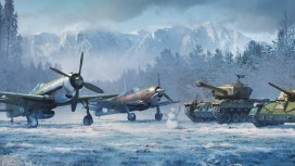 В War Thunder стартовало «Новогоднее приключение»