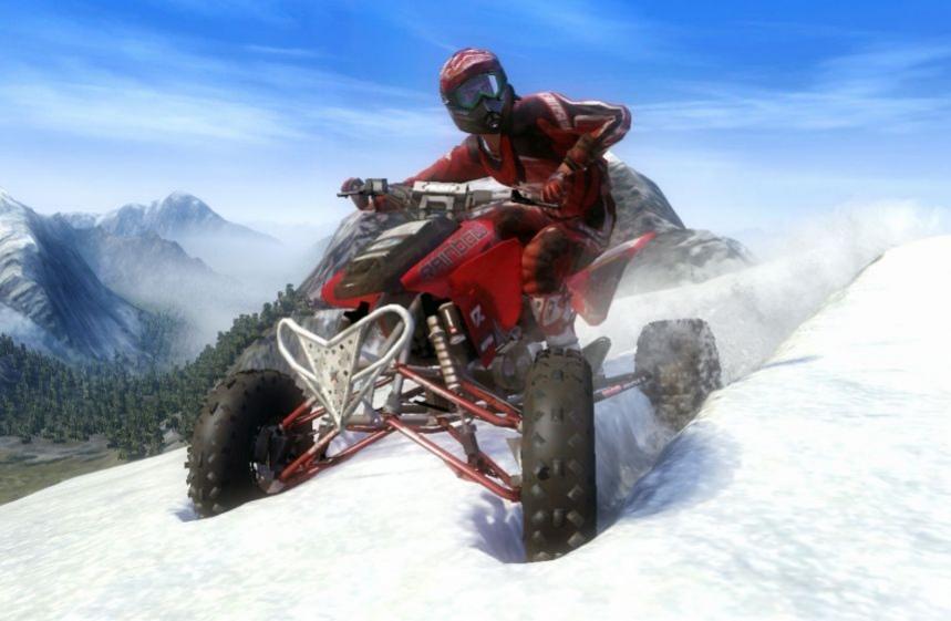 MX vs. ATV Reflex приедет на персоналки