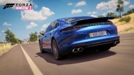 Для Forza Horizon3 вышел набор с машинами Porsche