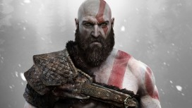 God of War: постаревший Кратос без бороды наводит ужас