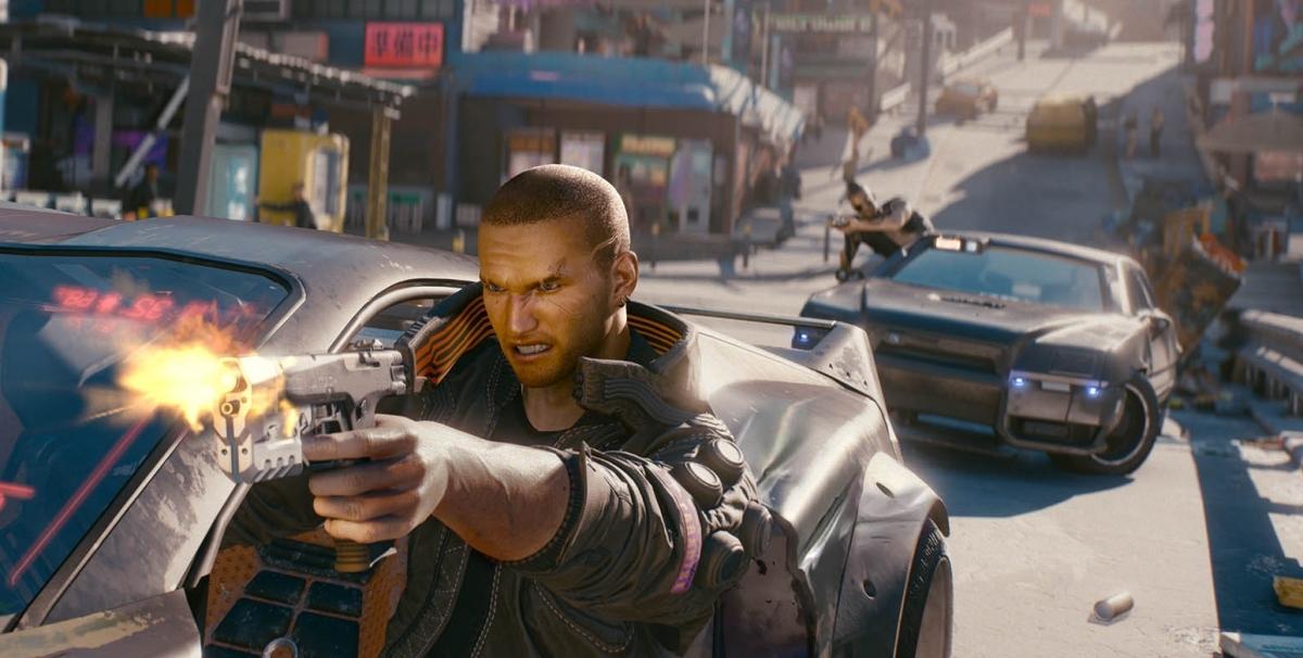CD Projekt RED подтвердила: Cyberpunk 2077 будет на Е3 2019