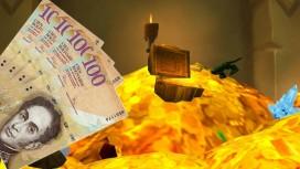 Золото World of Warcraft в семь раз дороже венесуэльских боливаров
