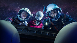 Мусор, наёмники и андроиды в трейлере «Космических чистильщиков» Netflix