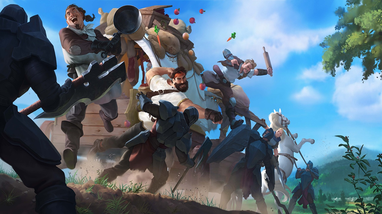 Riot Games изменит экономику и систему прогресса Legends of Runeterra