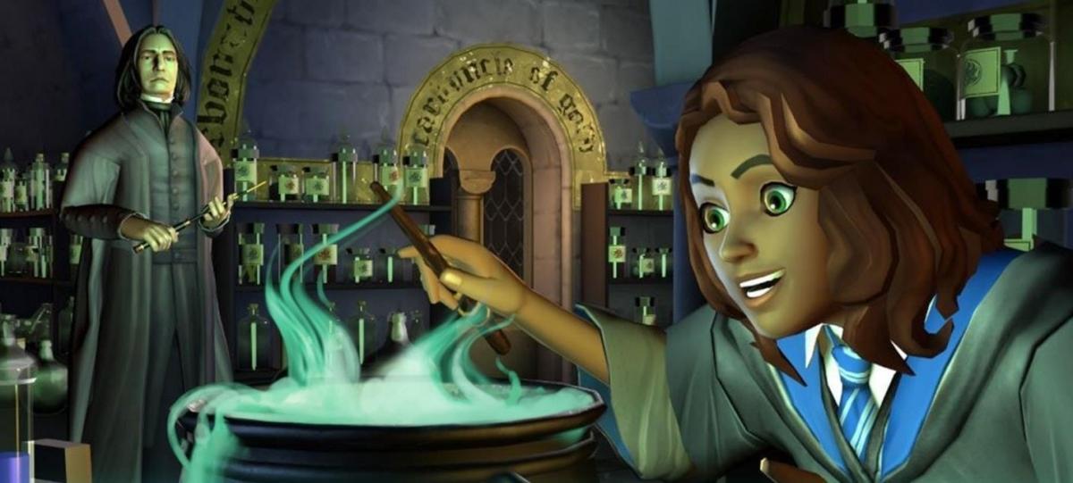 Мобильная Harry Potter: Hogwarts Mystery заработала55 миллионов долларов