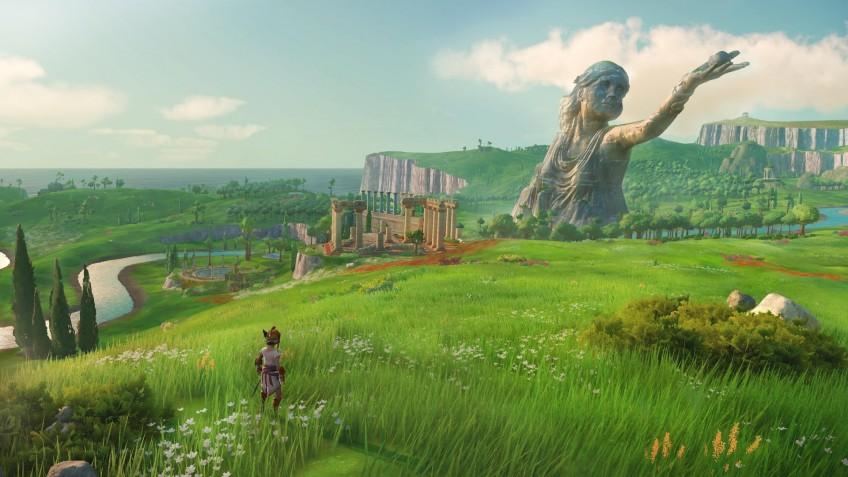 Ubisoft анонсировала красочное приключение Gods & Monsters