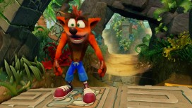 Crash Bandicoot: N.Sane Trilogy должна выйти на Nintendo Switch и PC