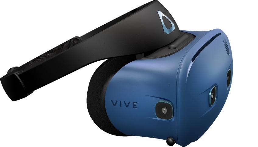 HTC показала автономный VR-шлем и не только
