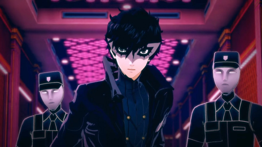 Persona5 Strikers разошлась тиражом в1,3 млн копий