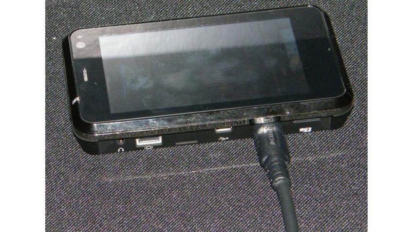 Computex 2008: первые устройства на основе Tegra
