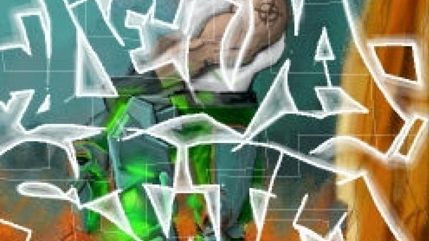 Граффити Devastation
