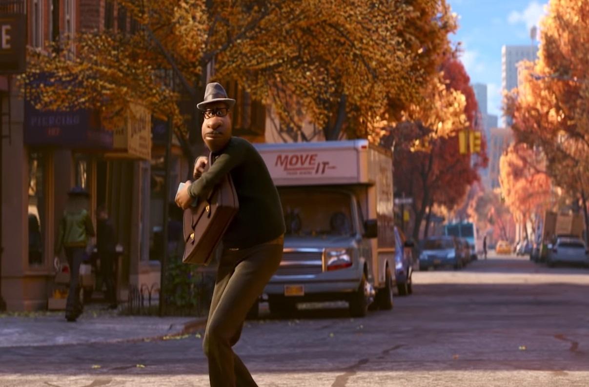 Появился трейлер нового мультфильма Pixar «Душа»